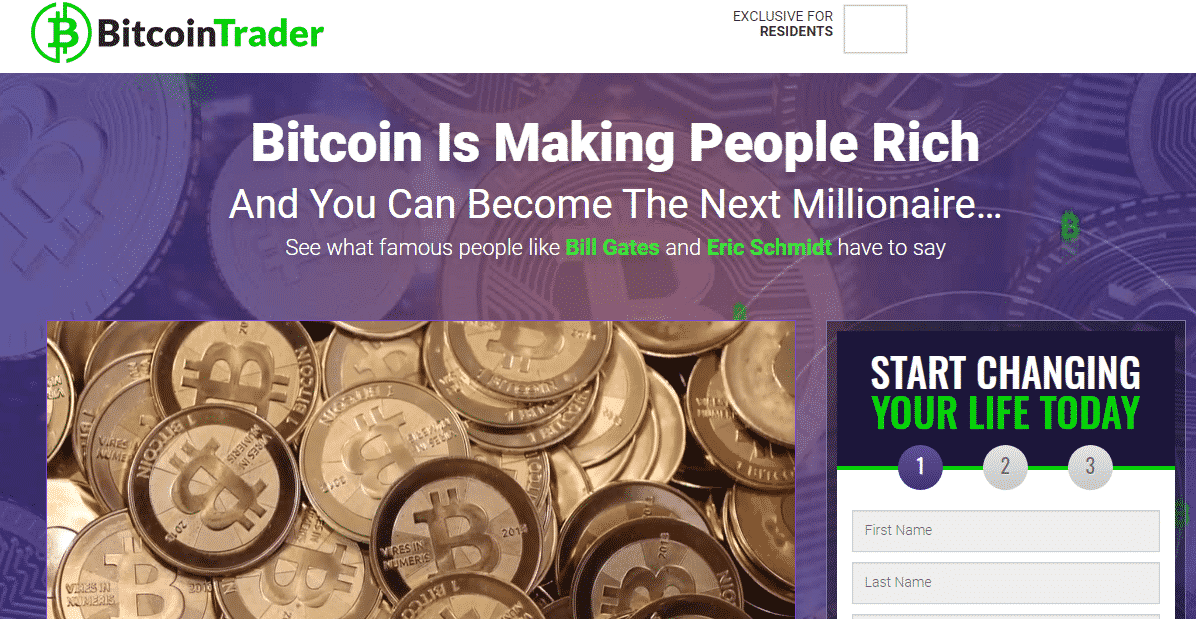 bitcoin trader dragons den review